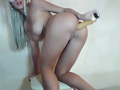 Amateur Babe Blonde Webcam