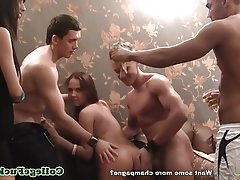 Babe Group Sex Teen