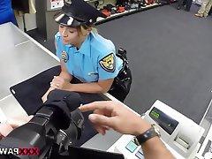 Amateur Big Butts Facial MILF Police