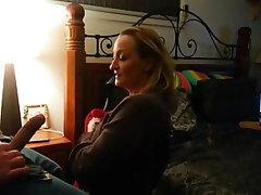 Webcam Amateur Babe Blowjob