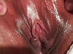 Amateur Close Up Cumshot