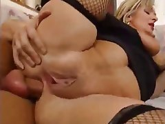 Anal Blowjob Cumshot MILF Old and Young